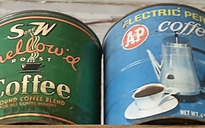 Do you collect tins, cans, etc?