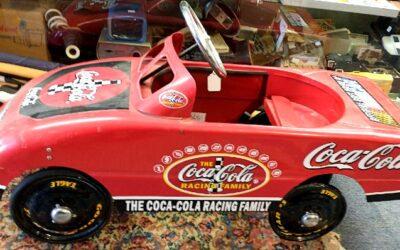 Nascar-Coca Cola