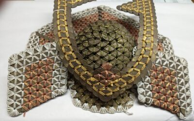 Japan: Samurai Helmet Coin Craft